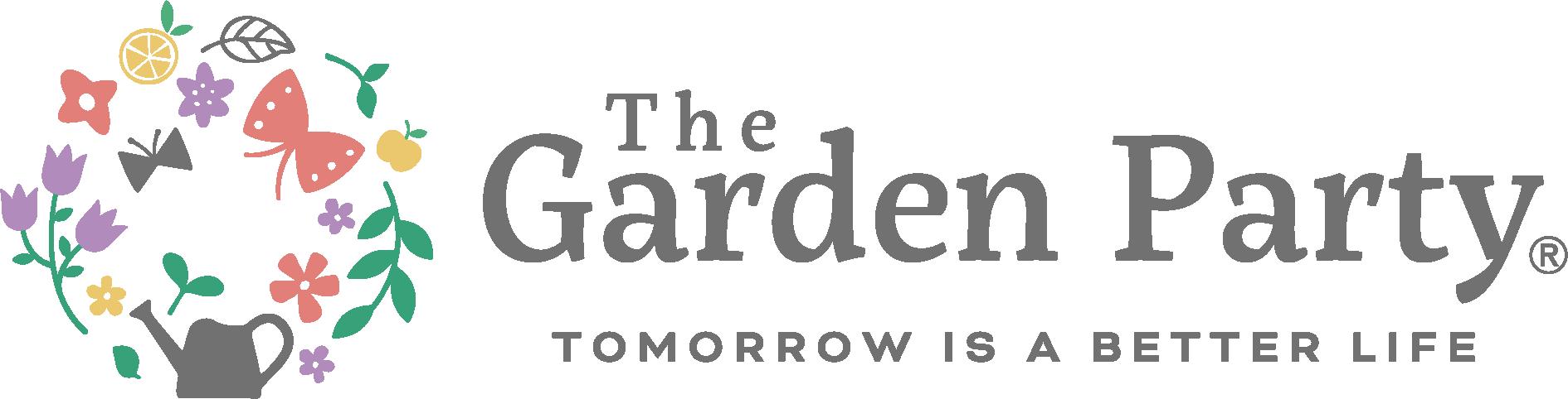 ガーデンパーティロゴ